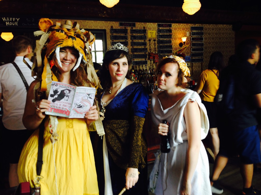 Pottercon 2015 Brings Out Harry Potter S Biggest Fans In Brooklyn