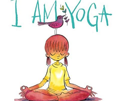I Am Yoga Cover1