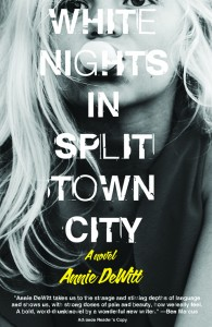 White Nights In Split Town City Finale cover trimmed