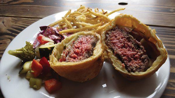 Best in Burgers: Transcendent Dining in Park Slope