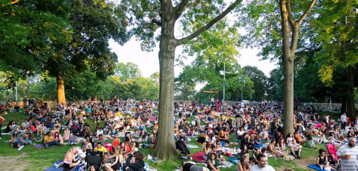 Brooklyn at it's Best: Free Outdoor Theatre, Music, and Movies