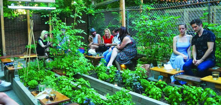 EAT LOCAL: Best Outdoor Spaces to Eat & Drink this Summer