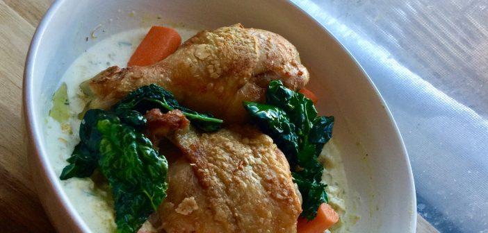 Olivia's Kitchen: Comfort Chicken Stew